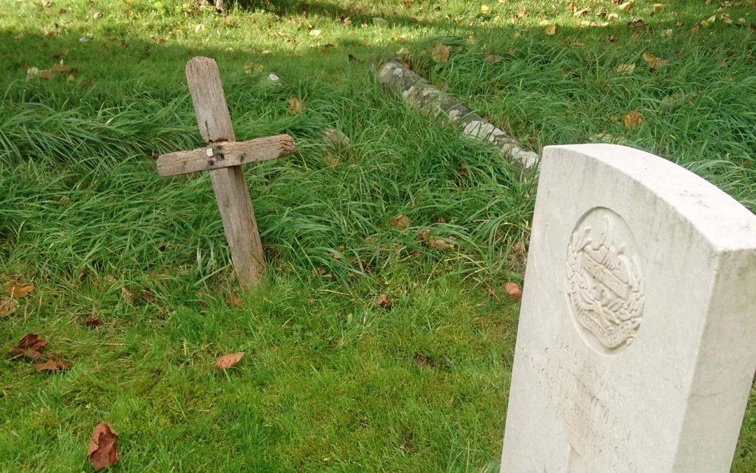 Minchinhampton – Holy Trinity Churchyard, Gloucestershire