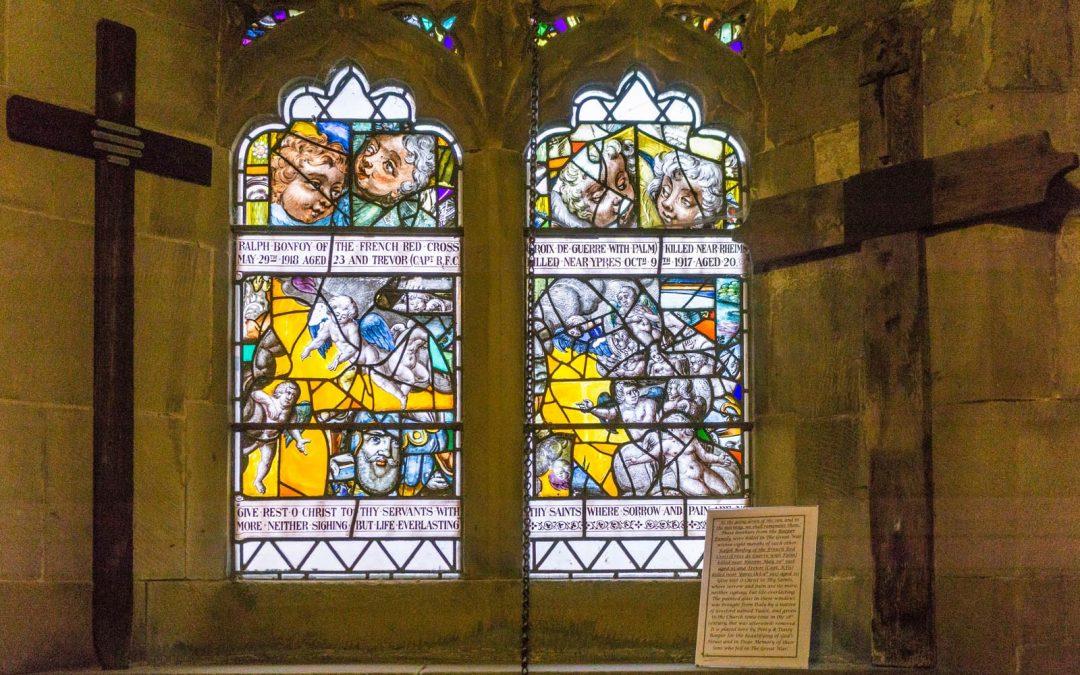 Gresford – All Saints Church, Wrexham