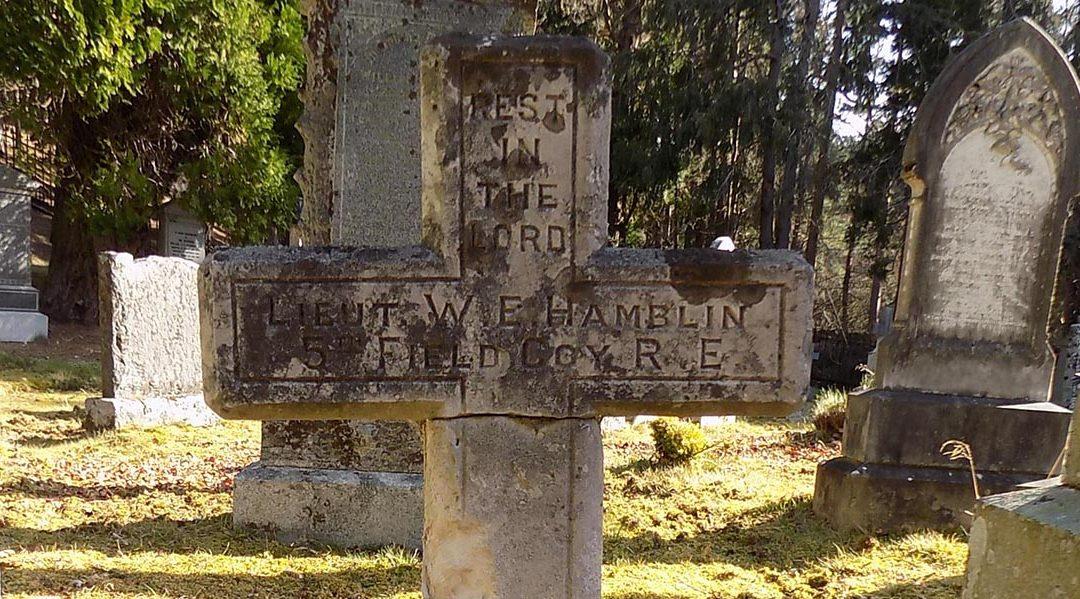 Forres (Cluny Hill) Cemetery, Moray, Scotland
