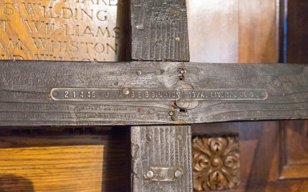 Knutsford – St John the Baptist, Cheshire