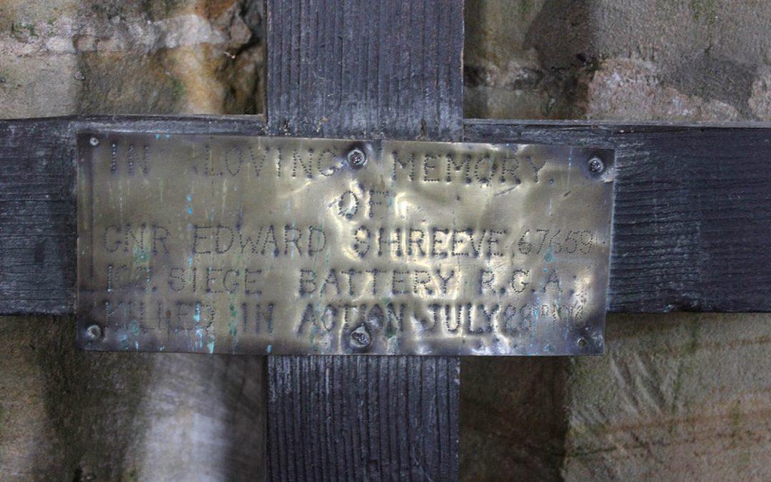 Weston on Trent – St Mary the Virgin Church – Derbyshire
