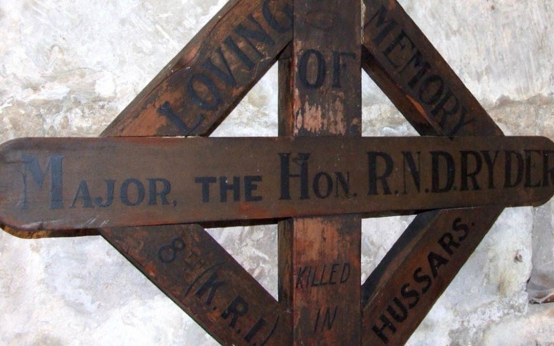 Sandon – All Saints Church, Staffordshire