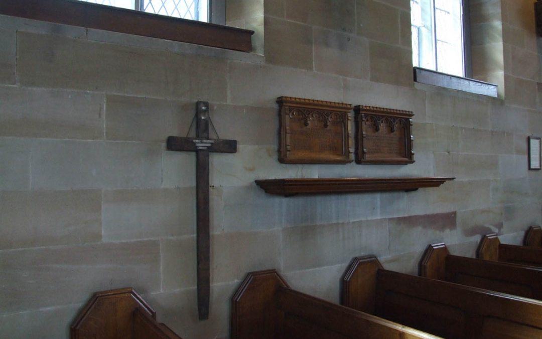 Great Haywood – St Stephen's Church, Staffordshire