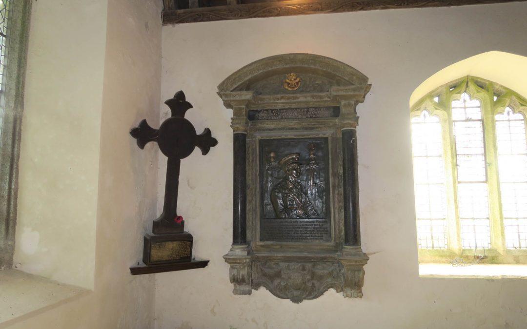 Sancreed – St Creden Church, Cornwall