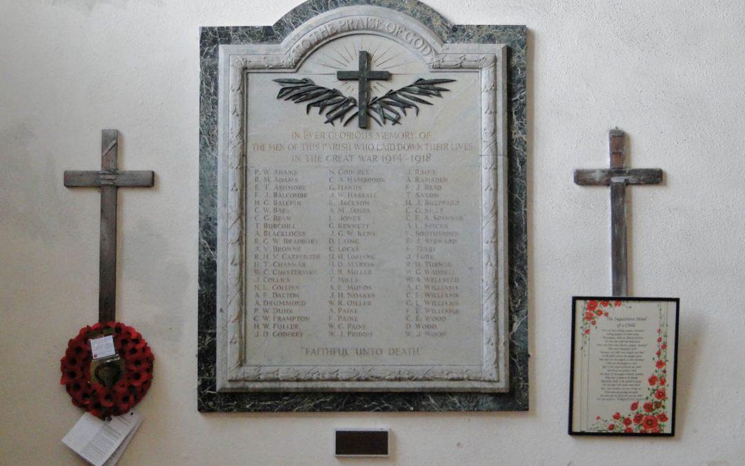 Lydd – All Saints, Kent
